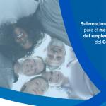 Subvenciones a empresas para el mantenimiento del empleo