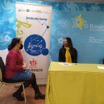 Sesión de orientación de Barrios por el Empleo: Juntos más Fuertes
