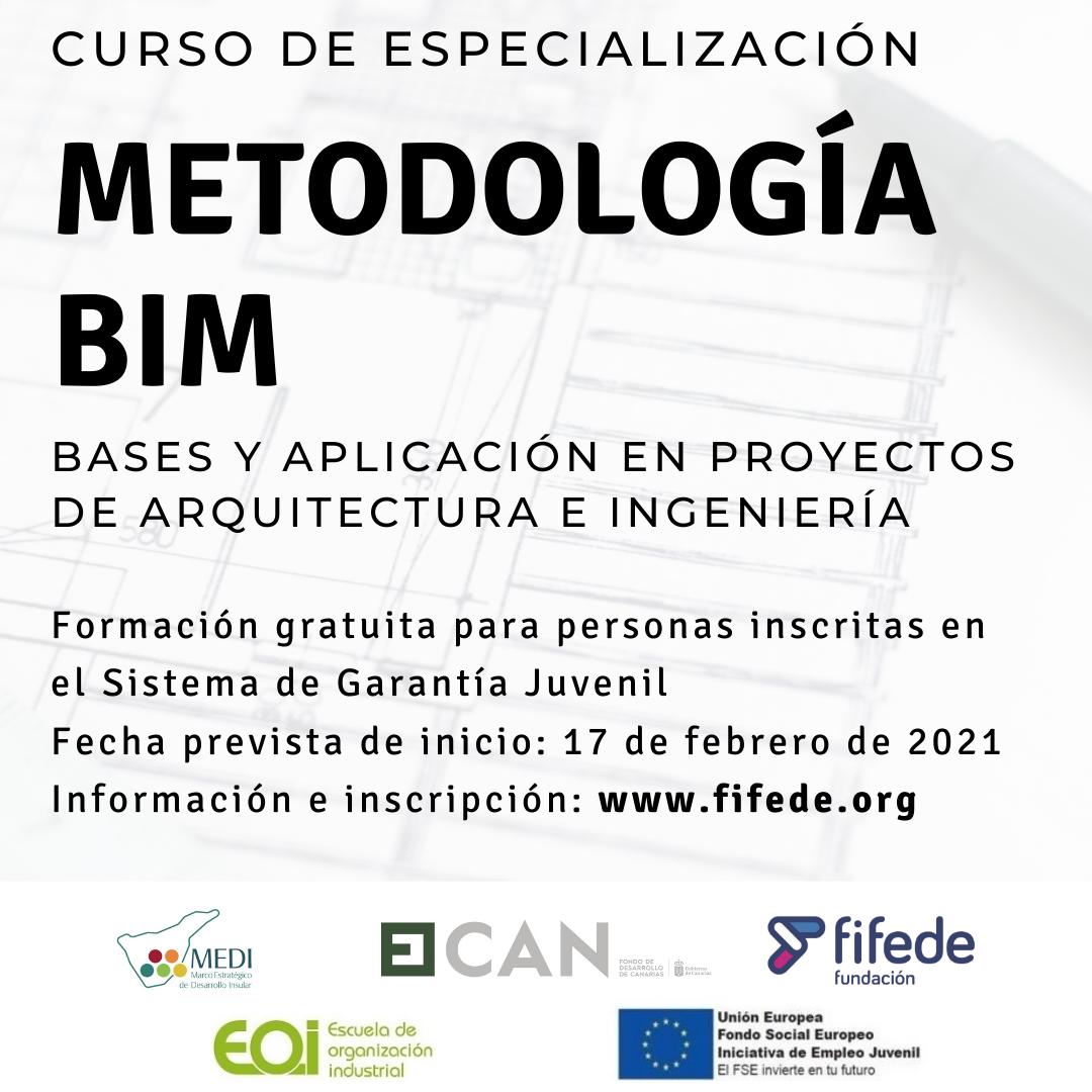 Curso de la metodología BIM