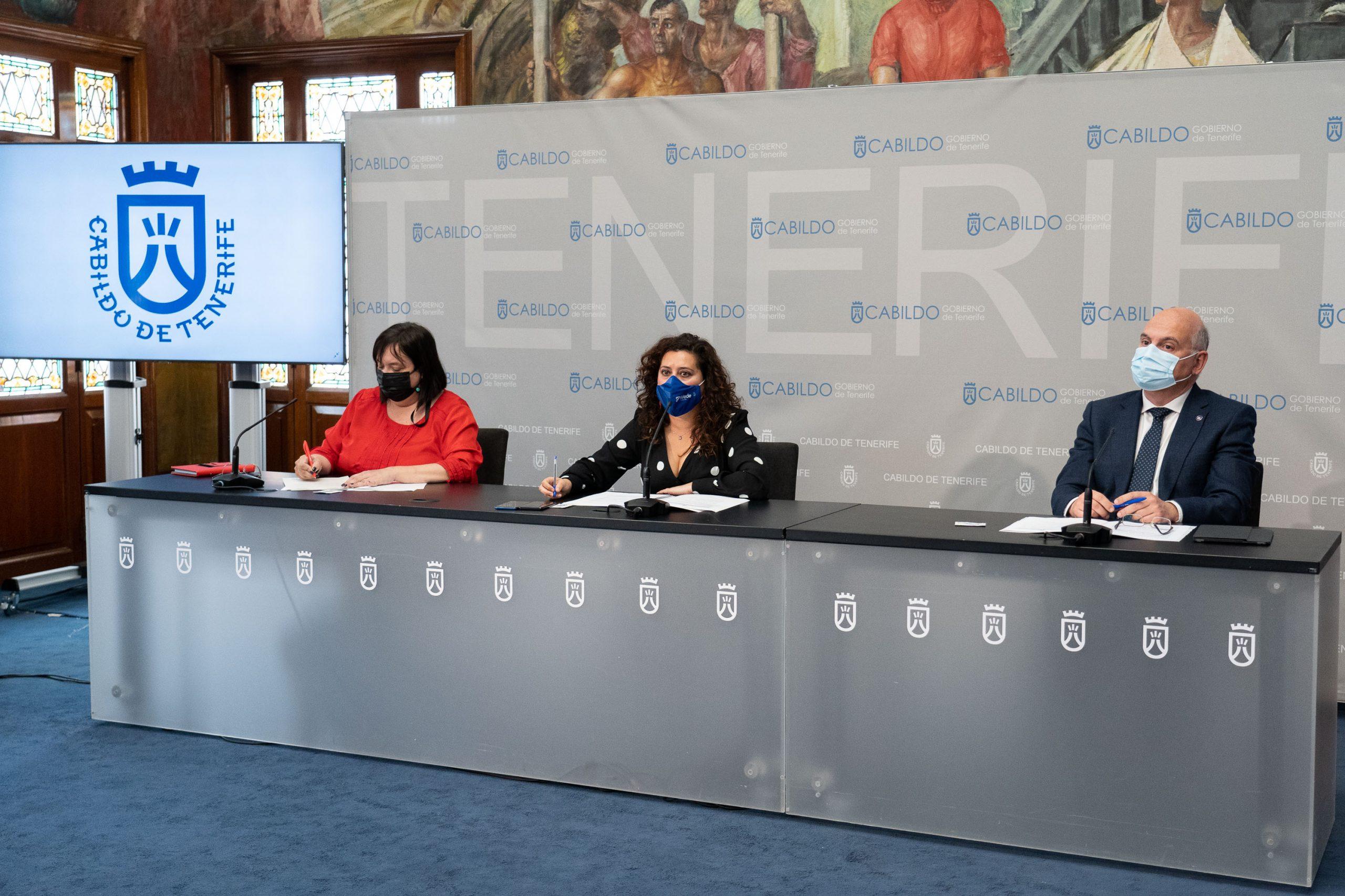 Rueda de prensa de presentación de 'Barrios por el Empleo: Juntos más Fuertes'
